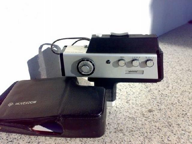 camara de video 8 milimetros