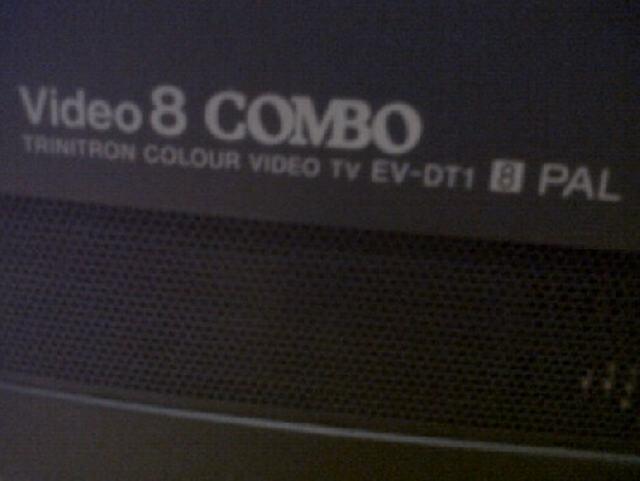 reproductor de video 8mm