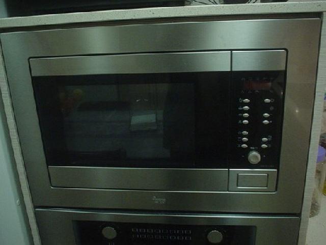 micorondas de cocina digital