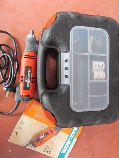 minitorno black and decker