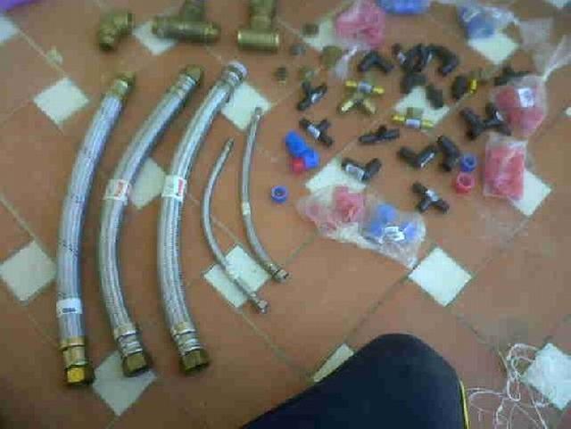 piezas y recambios para fontaneros