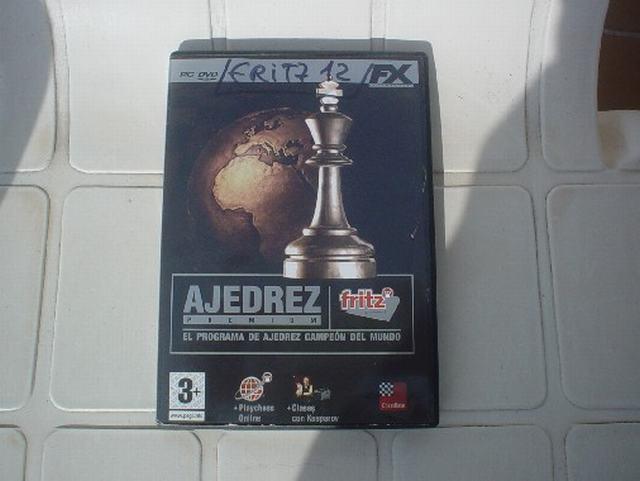juego de ajedrez Fritz 12