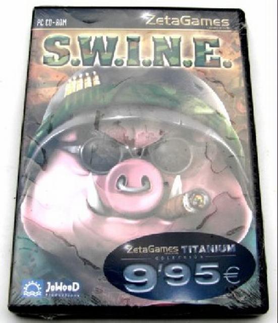 juego ordenador swine