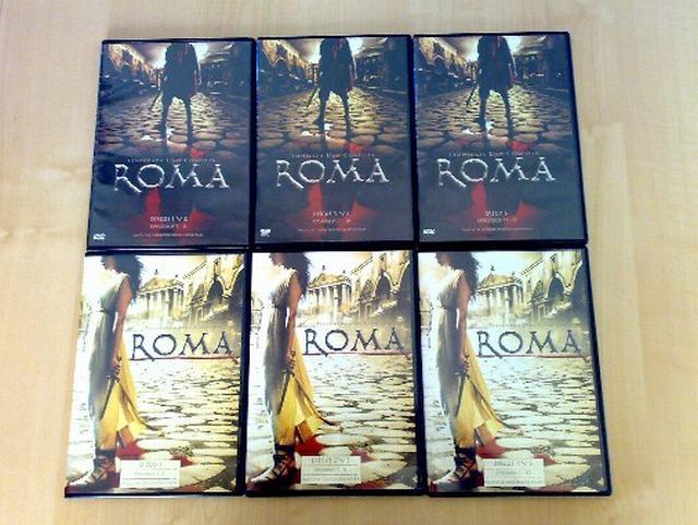 película de rome