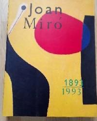 Libro del pintor y escultor joan miro