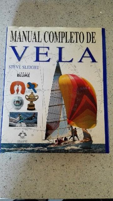 Manual de vela para navegantes
