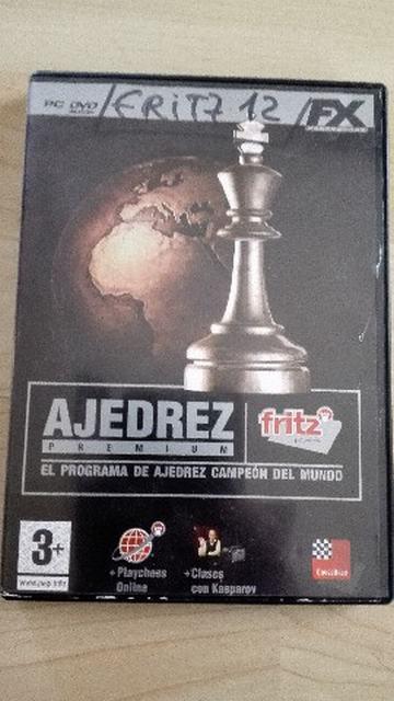 juego de ordenador fritz 12