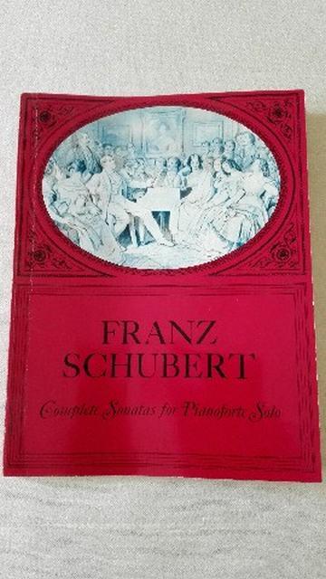 Sonatas completas de schubert