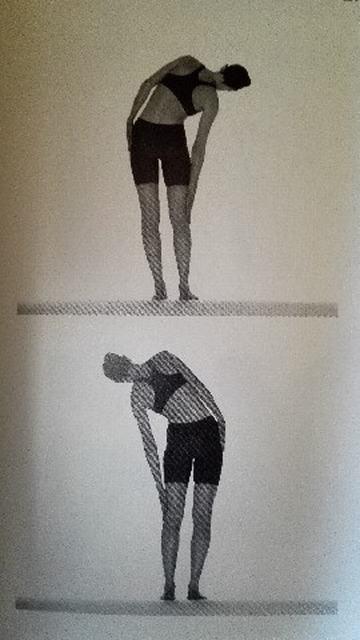 Espalda sin dolor y ejercicios sencillos