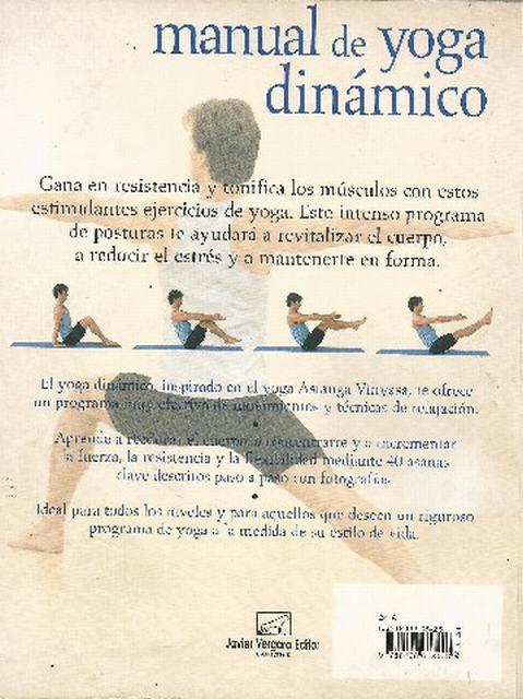 Manual de yoga dinámico
