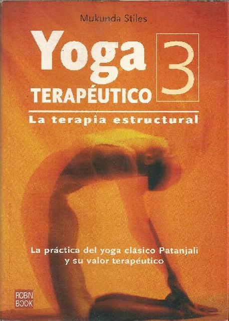Yoga -  la terapia estructural