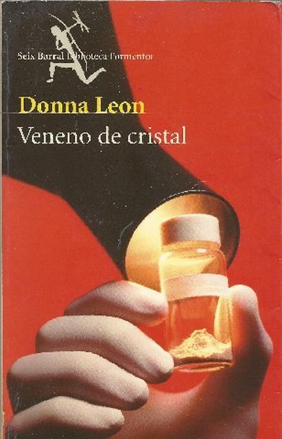 Donna león - veneno de cristal