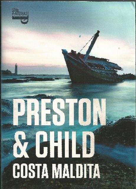 preston and child - costa maldita