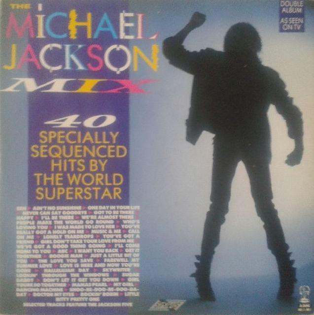 Disco vinilo michael jackson 1x4