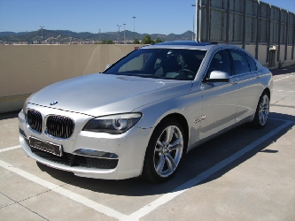 Bmw 730 d m sport packet