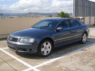 Audi a8 3,7 quattro