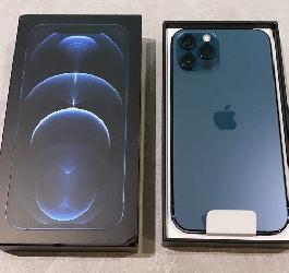 Apple iPhone 12 Pro 128GB =600 EUR, iPhone 12 64GB = 480EUR