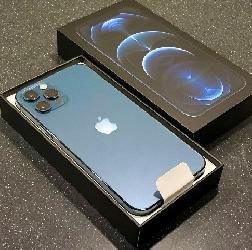 Apple iPhone 12 Pro 128GB =€600, iPhone 12 Pro Max =€650