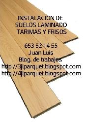 instaladores de suelos laminados tarimas y paredes con friso