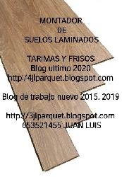 montador de suelos laminados tarimas y frisos